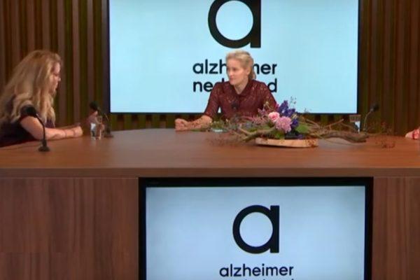 Online Alzheimercafés